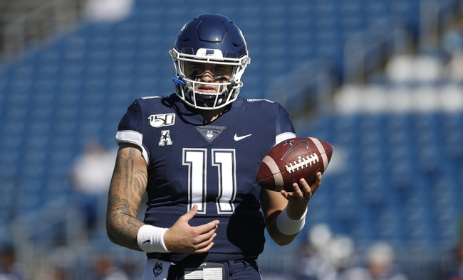 UCONN vs. Navy - 11/1/19 College Football Pick, Odds, and Prediction
