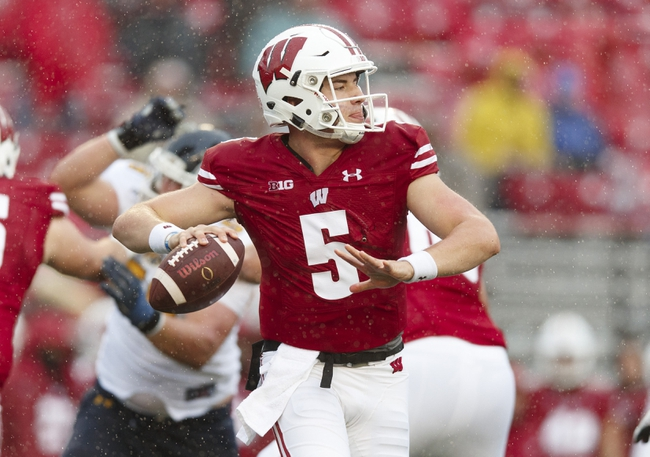 Wisconsin at Northwestern: 11/21/20 College Football Picks and Prediction