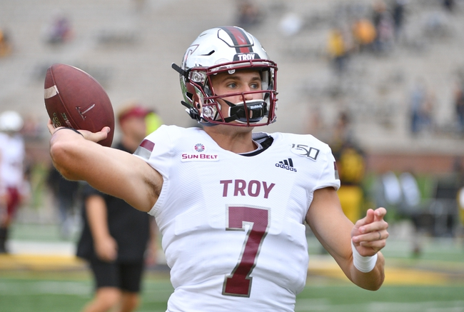 Troy vs. Georgia Southern - 11/9/19 College Football Pick, Odds, and Prediction