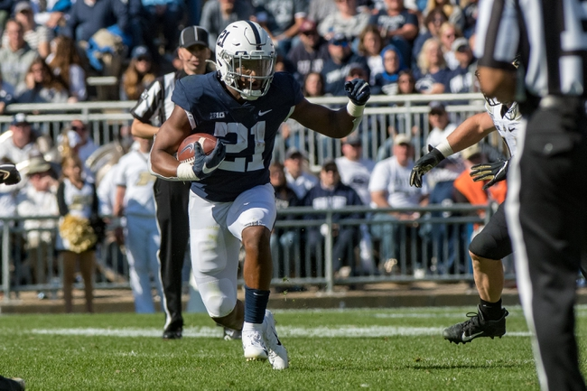 Iowa Hawkeyes vs. Penn State Nittany Lions - 10/12/19 NCAA football Pick, Odds, and Prediction