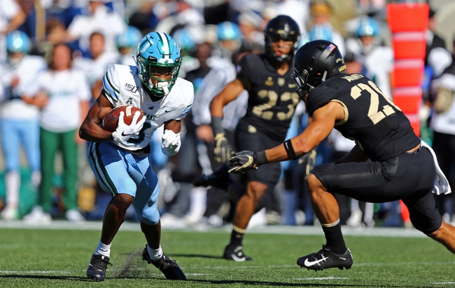 Tulane Green Wave vs. UCF Knights - 11/23/19 College Football Pick, Odds, and Prediction