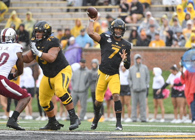Missouri vs. Ole Miss - 10/12/19 College Football Pick, Odds, and Prediction