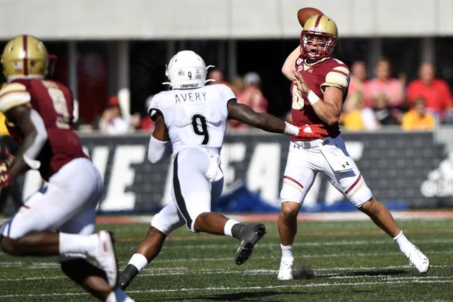 Boston College vs. North Carolina State - 10/19/19 College Football Pick, Odds, and Prediction