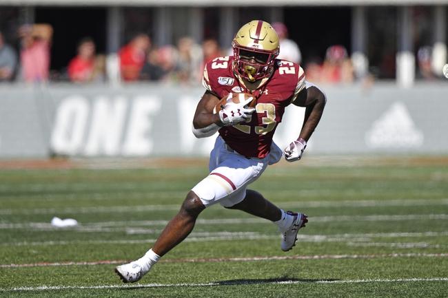 Boston College vs. NC State - 10/19/19 College Football Pick, Odds, and Prediction
