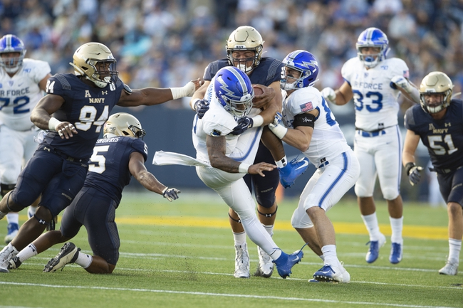 Navy at Air Force - 10/3/20 Early look College Football GOY Picks and Predictions