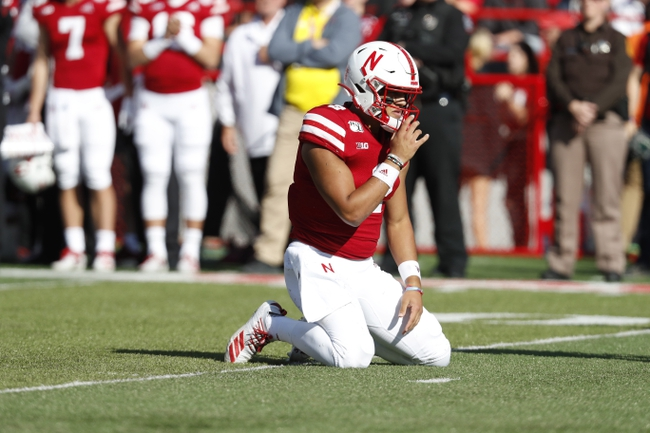 Nebraska vs. Indiana - 10/26/19 College Football Pick, Odds, and Prediction