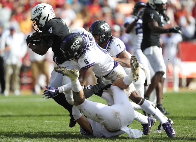 Iowa State at TCU -11/7/20 Early look College Football GOY Picks and Predictions