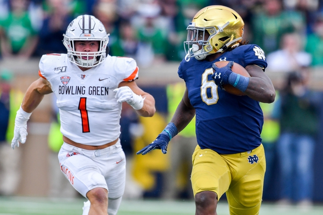 Western Michigan vs. Bowling Green - 10/26/19 College Football Pick, Odds, and Prediction