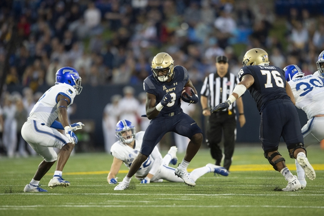 Navy vs. Air Force - 10/3/20 Early Look College Football GOY Pick, Odds, and Prediction
