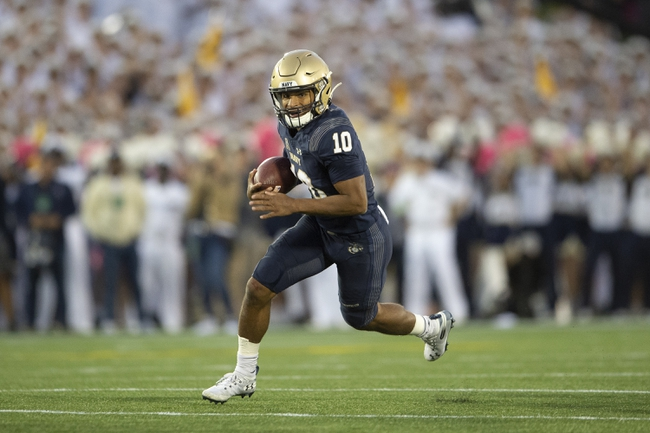 Navy vs. South Florida Bulls - 10/19/19 College Football Pick, Odds, and Prediction