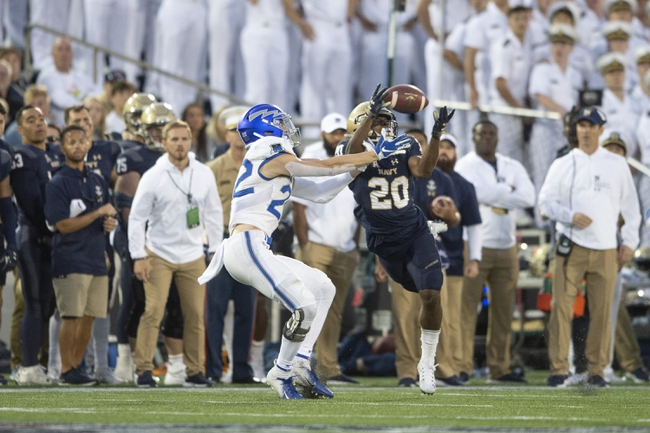 Air Force vs. Fresno State - 10/12/19 College Football Pick, Odds, and Prediction