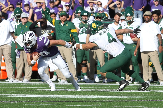 Kansas State vs. TCU - 10/19/19 College Football Pick, Odds, and Prediction