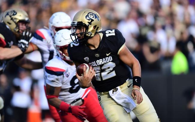 Colorado Buffaloes vs. Oregon Ducks - 10/11/19 NCAA football Pick, Odds, and Prediction