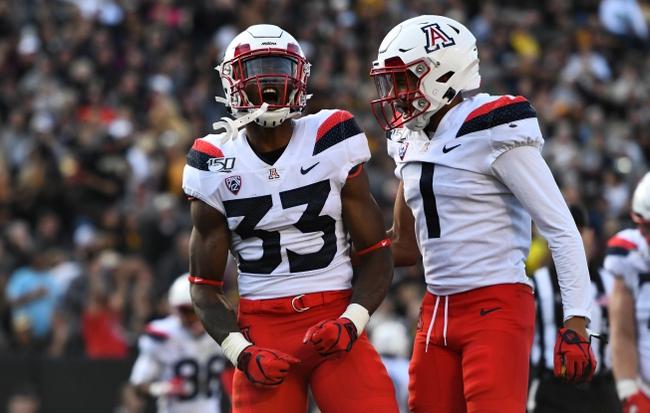 Washington at Arizona  - 10/12/19 College Football Pick, Odds, and Prediction