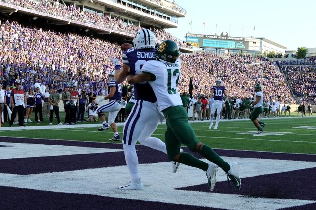 Big 12 CFB Picks: Baylor vs Kansas State 11/28/20 College Football Picks, Odds, Predictions