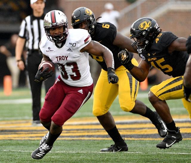 Troy Trojans vs. South Alabama Jaguars - 10/16/19 NCAA football Pick, Odds, and Prediction
