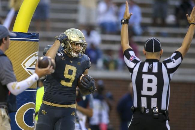 Duke vs. Georgia Tech - 10/12/19 College Football Pick, Odds, and Prediction