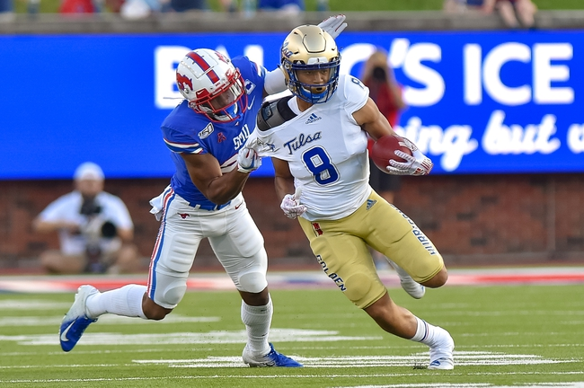 Tulsa vs. Navy - 10/12/19 College Football Pick, Odds, and Prediction