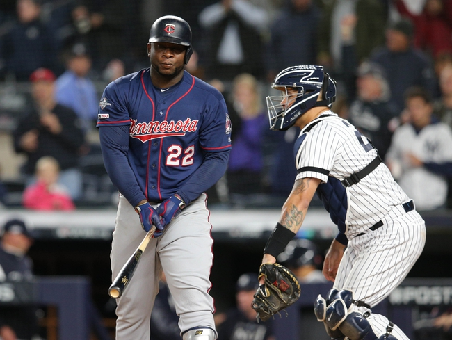 Minnesota Twins vs. New York Yankees - 10/7/19 MLB Pick, Odds, and Prediction