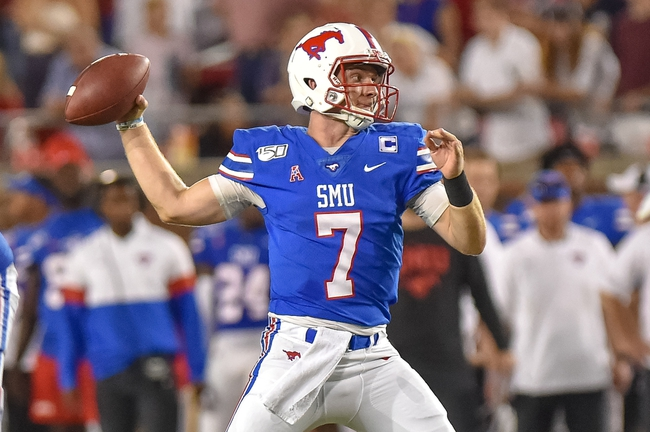 Stephen F. Austin at SMU - 9/26/20 College Football Picks and Prediction
