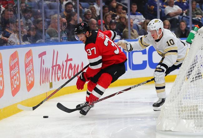 Philadelphia Flyers vs. New Jersey Devils - 10/9/19 NHL Pick, Odds, and Prediction