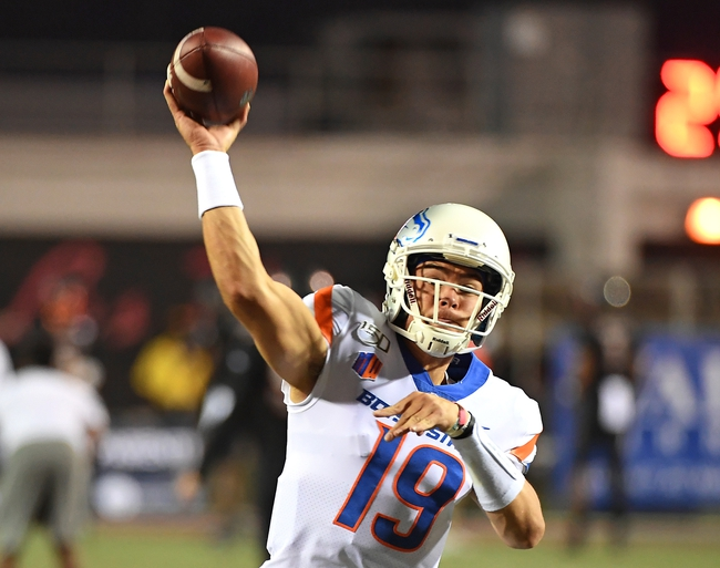 Boise State vs. Hawaii - 10/12/19 College Football Pick, Odds, and Prediction