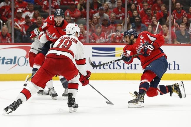 Carolina Hurricanes vs. Washington Capitals - 12/28/19 NHL Pick, Odds, and Prediction