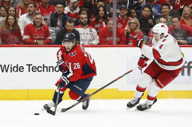 Carolina Hurricanes vs. Washington Capitals - 12/28/19 NHL Pick, Odds & Prediction