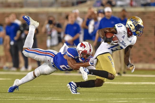 SMU at Tulsa: 11/14/20 College Football Picks and Prediction