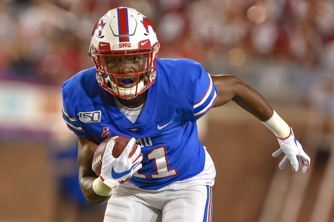 Game Day: SMU vs. Memphis College Football Picks, Odds, and Predictions 10/3/20