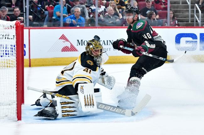 Boston Bruins vs. Arizona Coyotes - 2/8/20 NHL Pick, Odds & Prediction