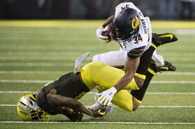California vs. Oregon State - 10/19/19 College Football Pick, Odds, and Prediction