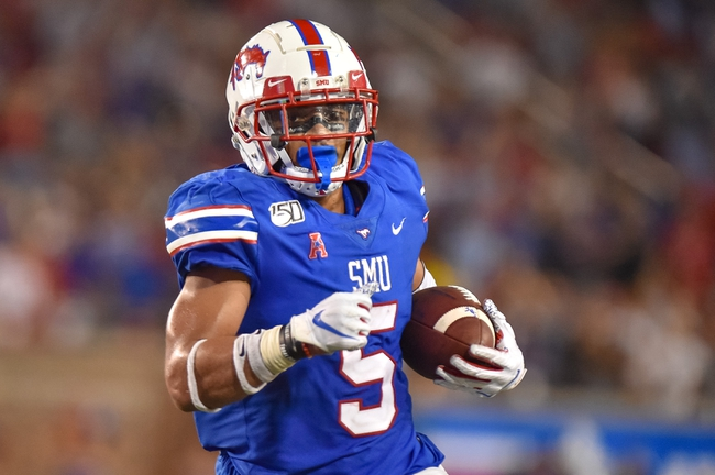 SMU vs. Tulane - 11/30/19 College Football Pick, Odds, and Prediction