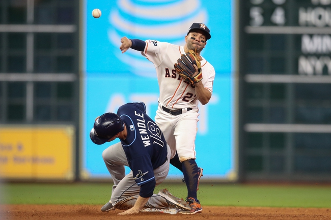Houston Astros at Tampa Bay Rays - 10/7/19 MLB Pick, Odds, and Prediction
