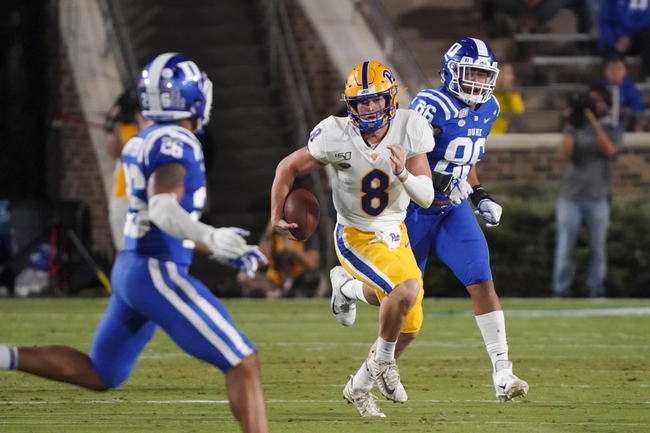 Duke vs. Pittsburgh - 9/26/20 Early Look College Football GOY Pick, Odds, and Prediction