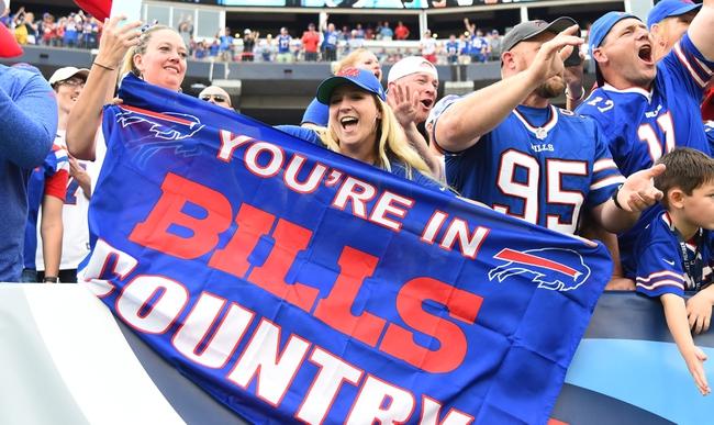 Buffalo Bills vs. Miami Dolphins - 10/20/19 NFL Pick, Odds, and Prediction