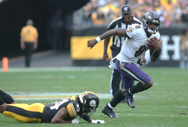 Baltimore Ravens vs. Cincinnati Bengals - 10/13/19 NFL Pick, Odds, and Prediction