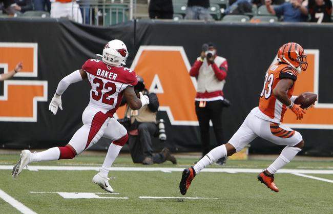 Arizona Cardinals vs. Cincinnati Bengals - 5/10/20 Madden20 NFL Sim Pick, Odds, and Prediction