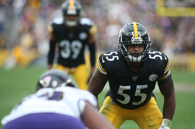 Baltimore Ravens vs. Pittsburgh Steelers - 12/29/19 NFL Pick, Odds, and Prediction
