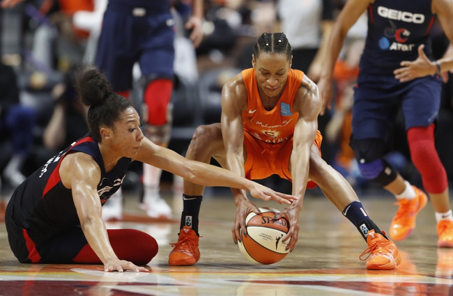Washington Mystics vs. Los Angeles Sparks - 8/13/20 WNBA Pick, Odds, and Prediction