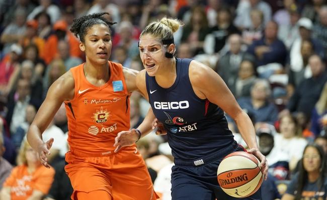 Connecticut Sun vs. Washington Mystics - 10/8/19 WNBA Pick, Odds, and Prediction