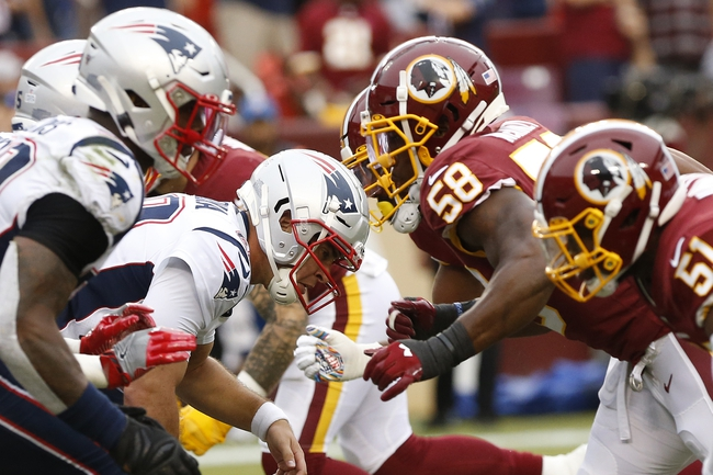 New England Patriots vs. Washington Redskins - 5/23/20 Madden20 NFL Sim Pick, Odds, and Prediction