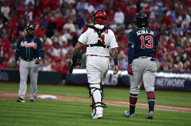 Atlanta Braves at St. Louis Cardinals - 10/7/19 MLB Pick, Odds, and Prediction