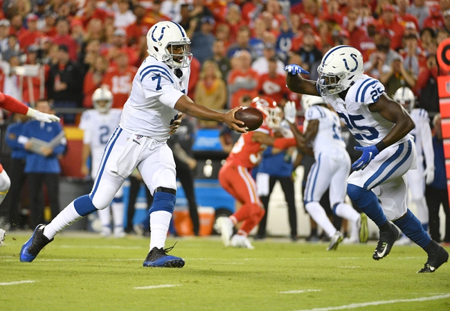 Indianapolis Colts vs. Houston Texans - 10/20/19 NFL Pick, Odds, and Prediction