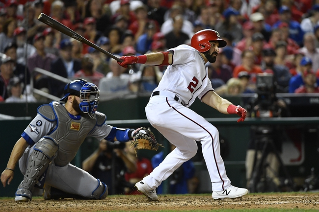Washington Nationals vs. Los Angeles Dodgers - 10/7/19 MLB Pick, Odds, and Prediction