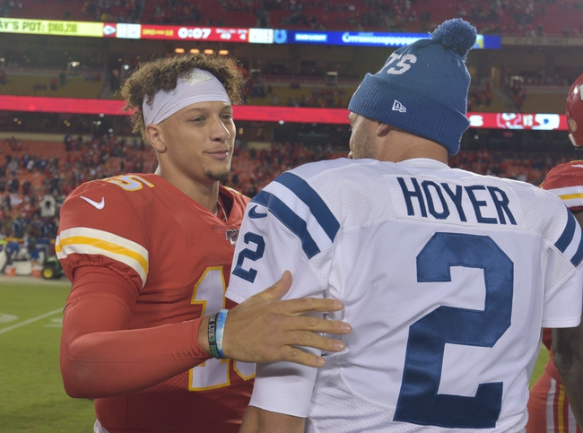 Indianapolis Colts vs. Kansas City Chiefs - 5/17/20 Madden20 NFL Sim Pick, Odds, and Prediction