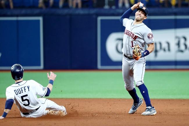 Tampa Bay Rays vs Houston Astros MLB ALCS Picks, Odds, Predictions 10/11/20