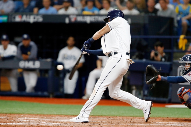 Tampa Bay Rays vs. Houston Astros - 10/8/19 ALDS Game Four - MLB Pick, Odds, and Prediction