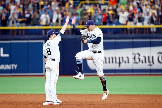 Tampa Bay Rays vs. Houston Astros - 10/8/19 MLB Pick, Odds, and Prediction