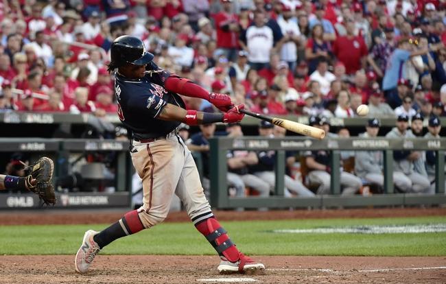 Atlanta Braves vs. St. Louis Cardinals - 10/9/19 MLB Pick, Odds, and Prediction